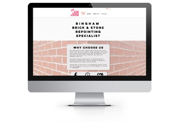 Bingham Brick & Stone Specialist